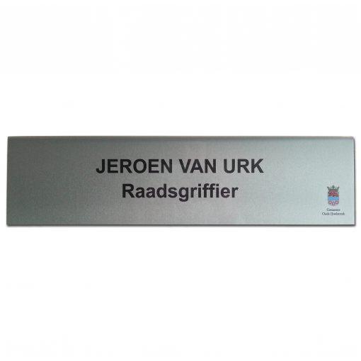Tafelbordje_aluminium_200x50mm_voorkant